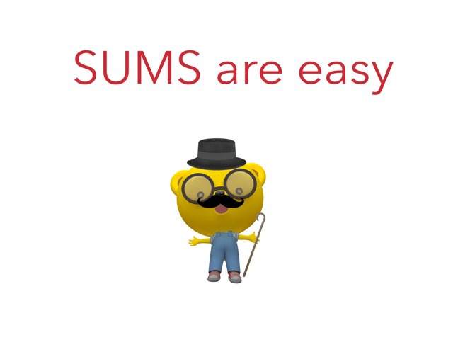 Sums With Mr Tead by Jesús Gomez