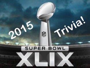 Super Bowl Trivia Challenge by Robert Weber