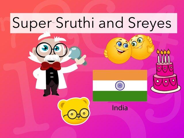 Super Game by Shekar CLC