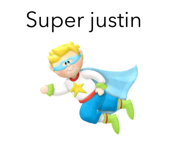 Super Justin by Jessica Watne