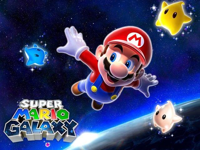 Super Mario by Quiero Compartir