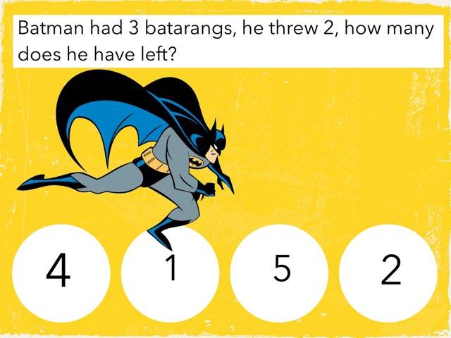Superhero Math by Kelly Dumont