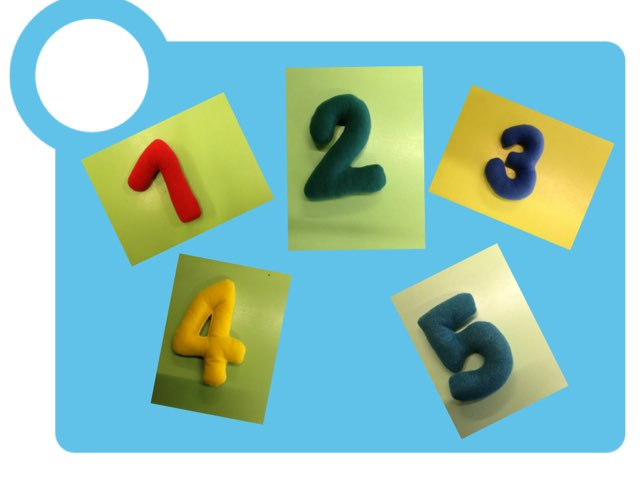 Swahili Numbers by Beaufort school