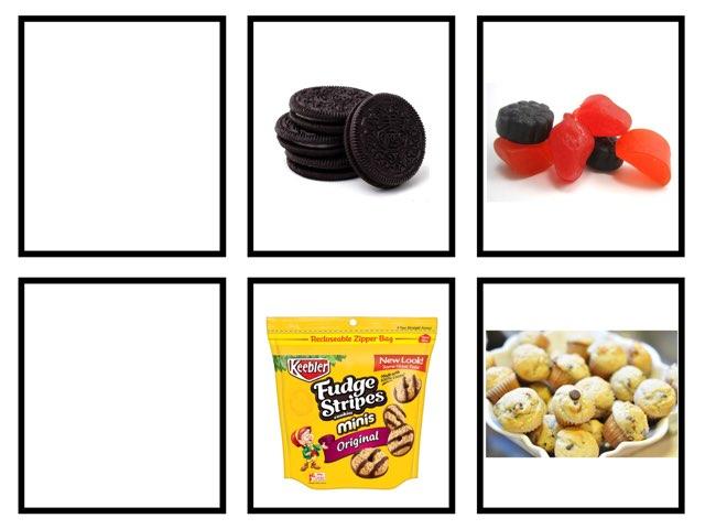 Sweet Snacks by Jenny Orange