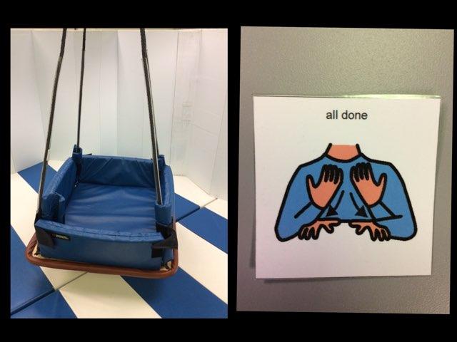 Swing Board by Elisabeth baker