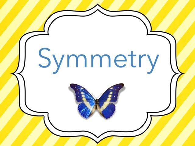 Symmetry by Kristen VanVleet