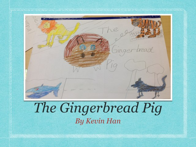 THE GINGERBREAD PIG by P302 SAS