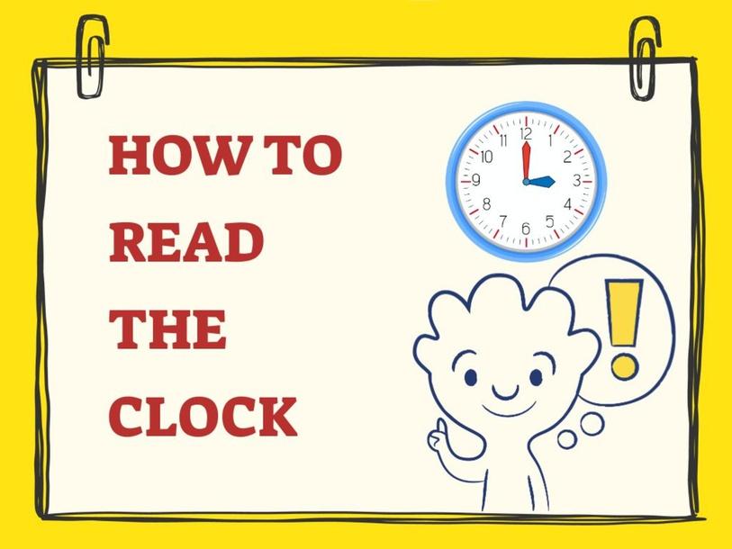 THE CLOCK by Primaria Interattiva