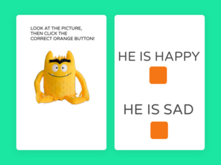 THE COLOUR MONSTER'S EMOTIONS QUIZ by nadia lento