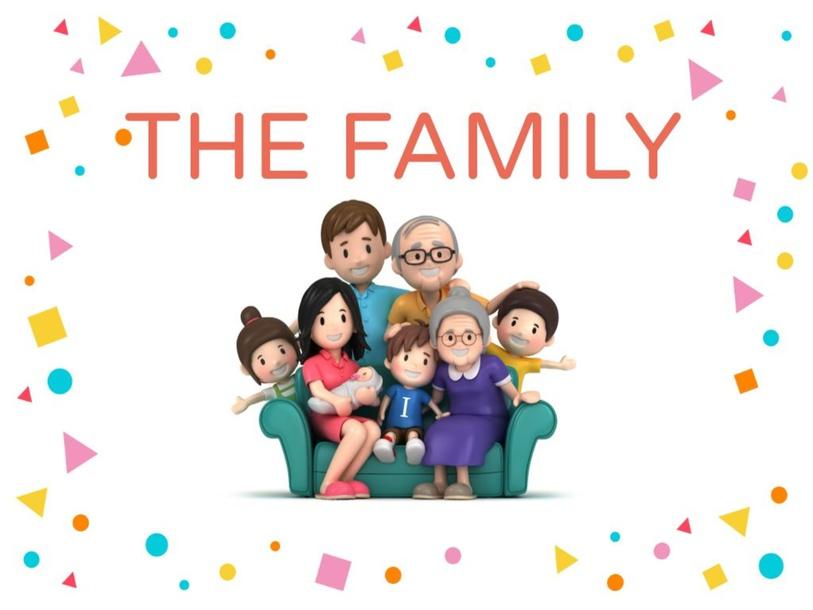 THE FAMILY by CARME VALLMAJO TRAYTER