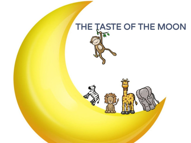 THE TASTE OF THE MOON  by Marta Benedito
