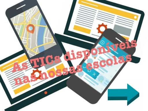 TICs by Monize F. Leite