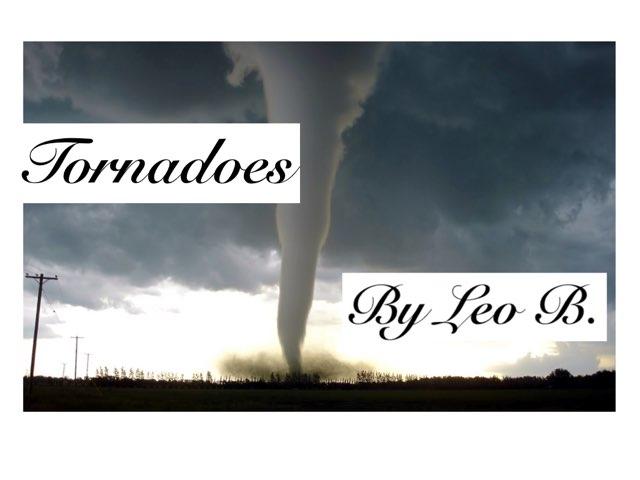 TORNADOES!! by Jane Miller _ Staff - FuquayVarinaE