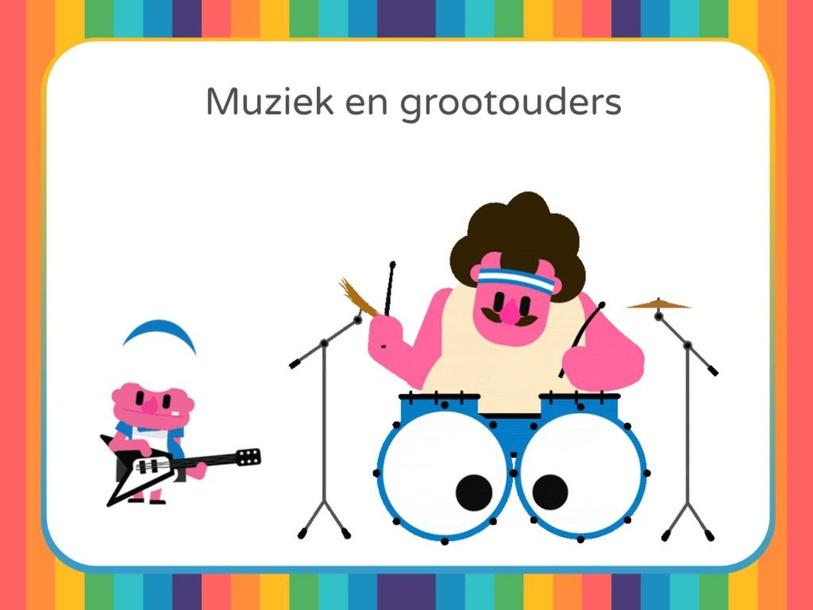 Taalgroep K2 muziek by Chloë Vanthuyne