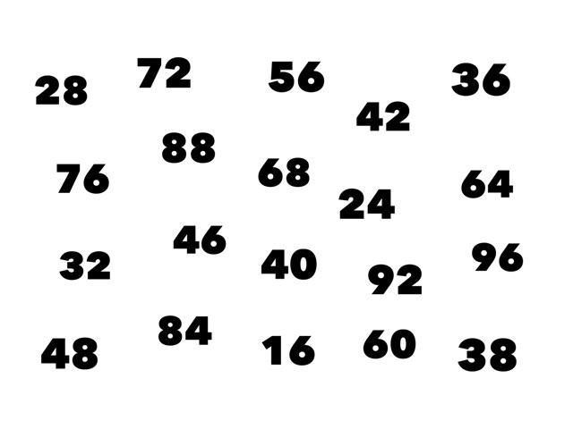 Table De 8 by Pascal Mathieu