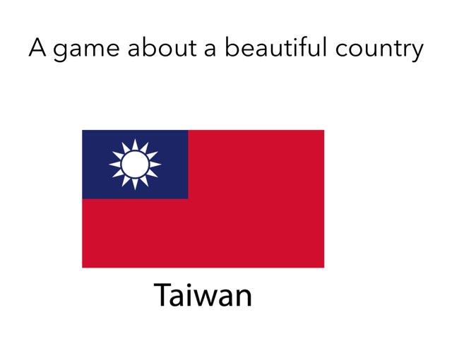 Taiwan by Ernest Sun