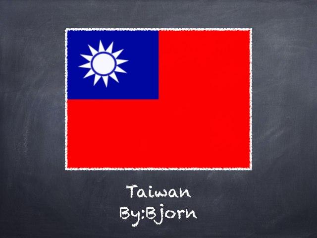 Taiwan by P302 SAS