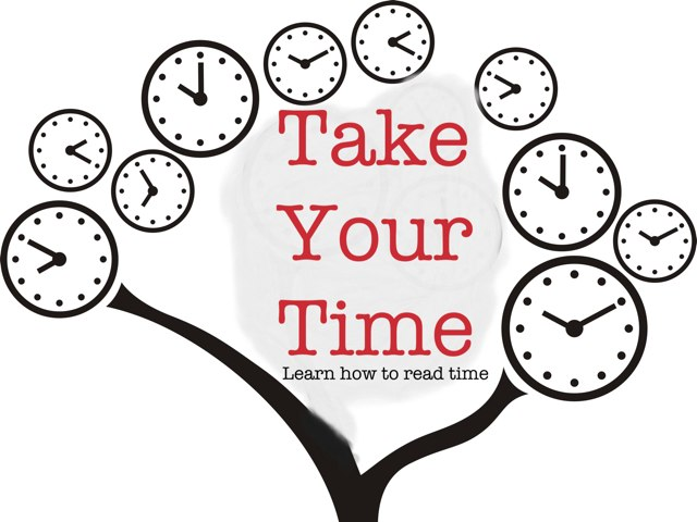 Take Your Time by Louie Weedington
