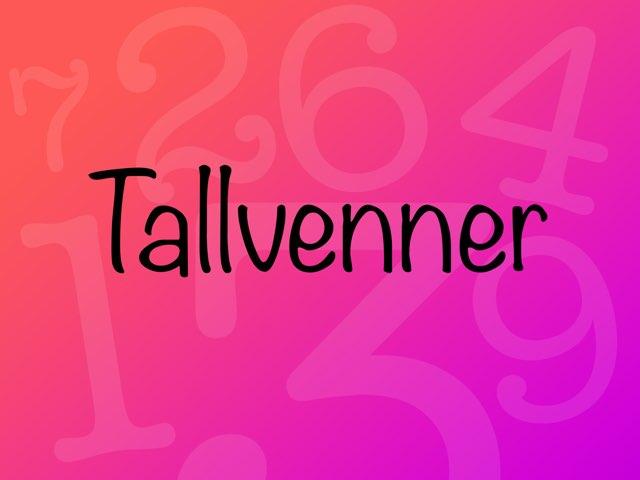 TallvennerCBG by Cassandre Bach-Gansmo