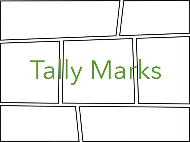 Tally Marks by Kristen VanVleet