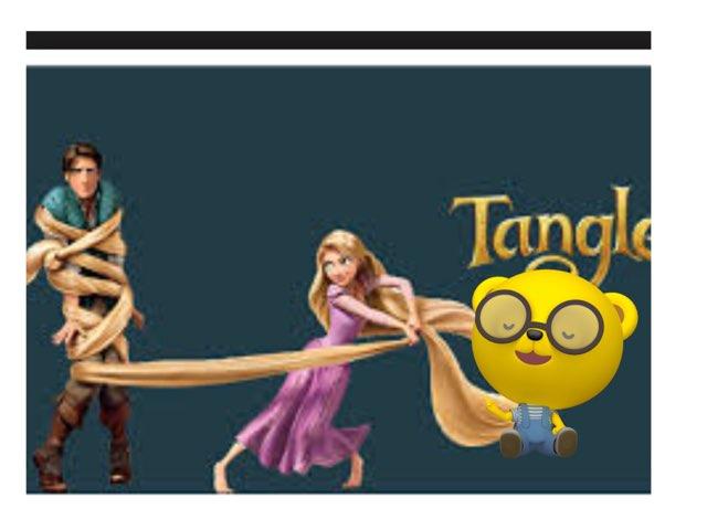 Tangled  by Kholoud Badreg
