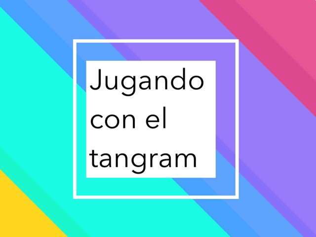 Tangram 2B by M Karina Osuna
