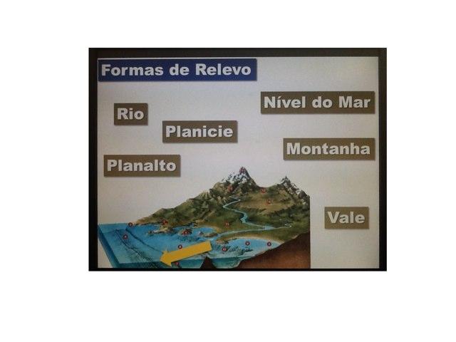 Tania A - Formas De Relevo by Tania Airoldi
