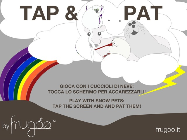 Tap & Pat By Frugoo by Frugoo Abbigliamento
