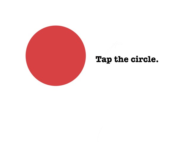 Tap The Circle by Ross Garison