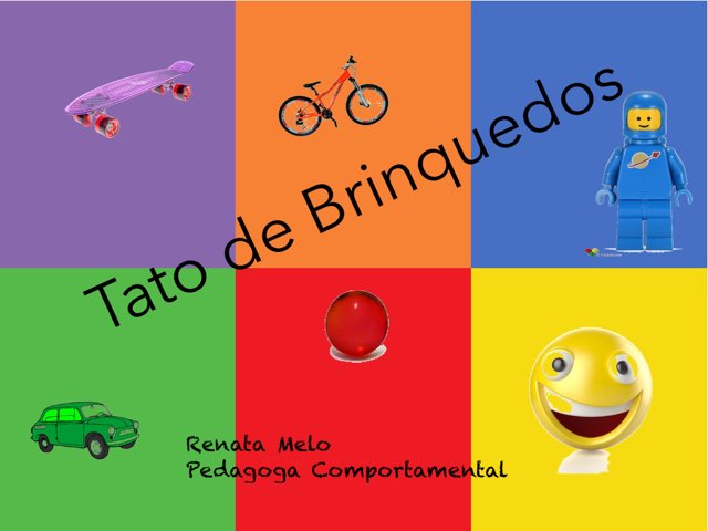 Tato De Brinquedos by Renata Melo