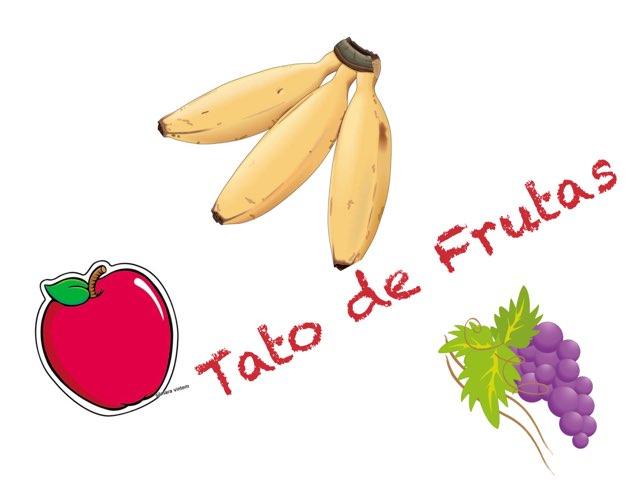 Tato De Frutas 1  by Renata Melo