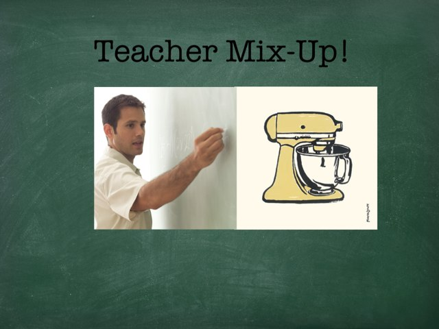 Teacher Mix-Up! by Betsy Rouse