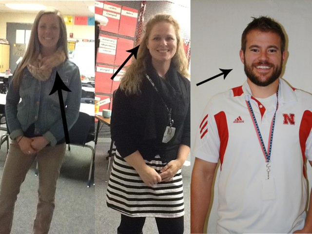 Teacher mash up!! by Betsy Rouse