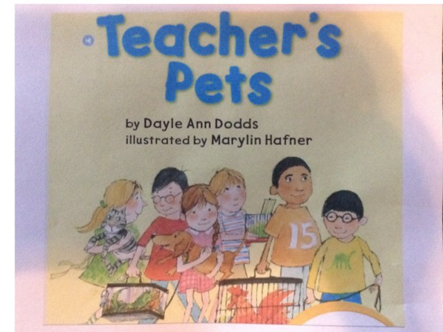 Teacher's Pets by Rolly Flores