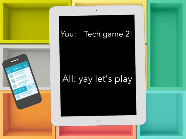 Tech Game 2 by Rula Albadri