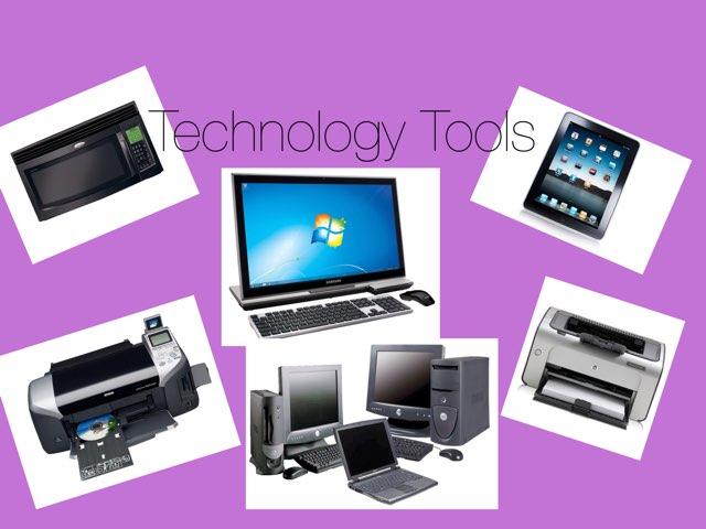 Technology Tools by Stephanie Swedlund