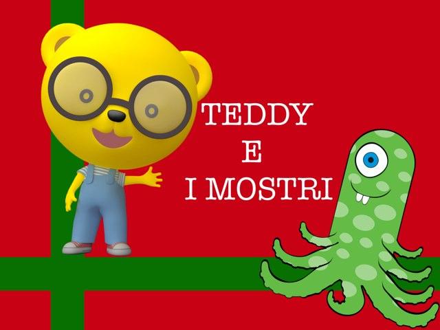 Teddy e i Mostri by Chiara Rezia Loppio