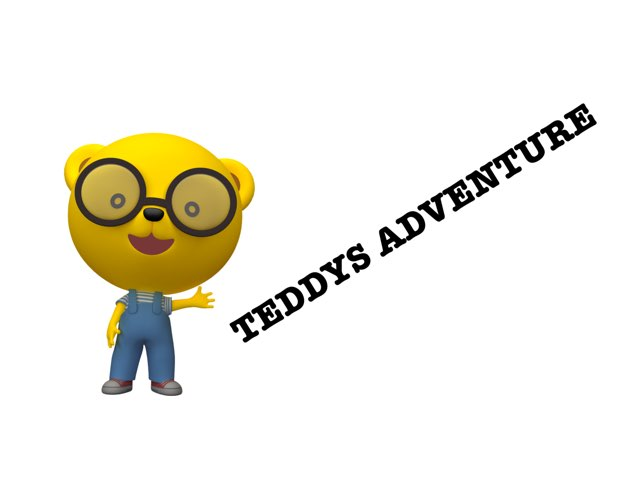 Teddys Adventure by CARTOON WASTERS
