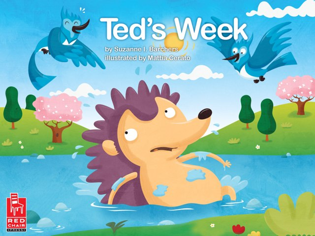 Ted's Week by Red Chair Press