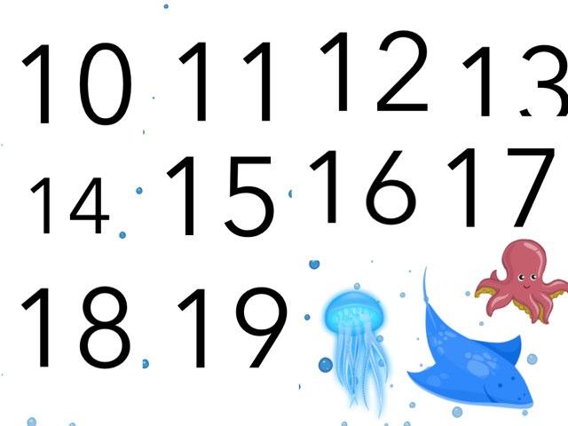 Teen Numbers  by Laura Wheeler