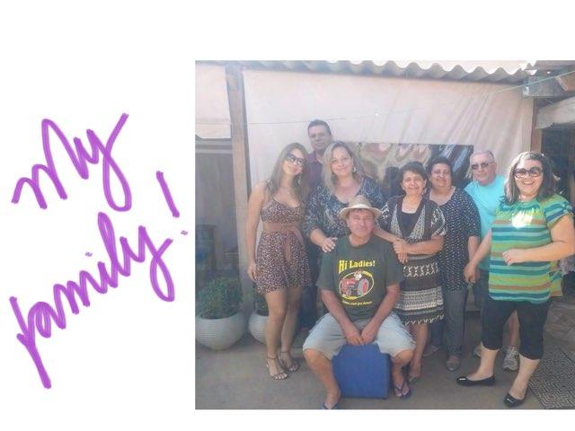 Teens 1-My Family by CTJ Online