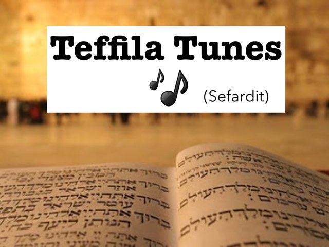 Teffila Tunes (sefardit Pronunciation) by Mr MM