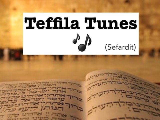 Teffila Tunes (sefardit) by Mr MM