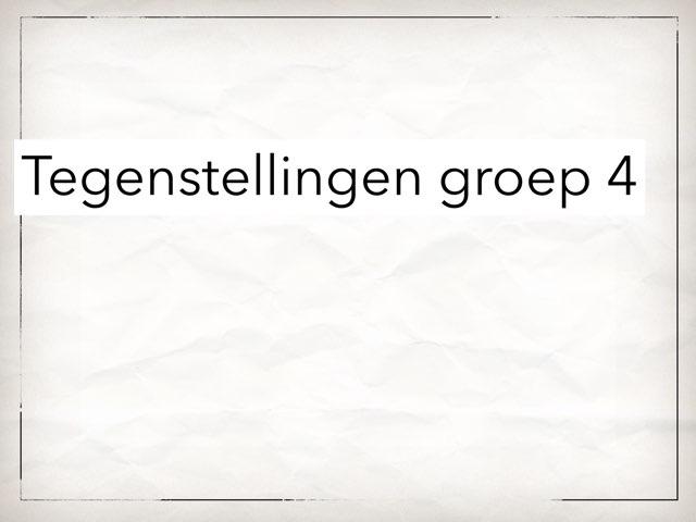 Tegenstellingen  by Wieke Jasper