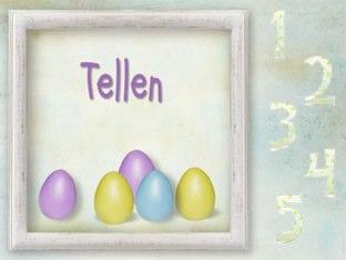 Tellen by Anita Dieren