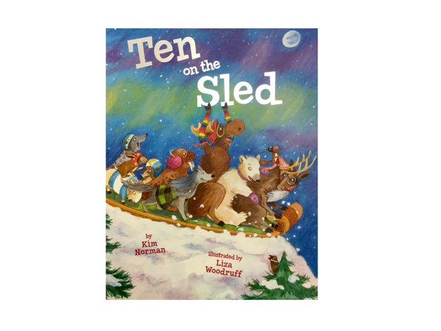 """""""Ten On The Sled"""" - Wh- Questions by Amanda Merrill"""