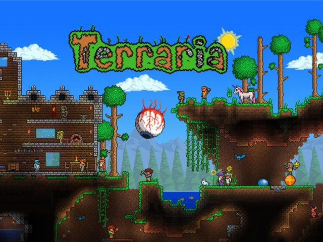 Terraria by Tim Hess