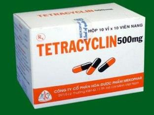 Tetracycline Quiz by Rachel Cosgriff