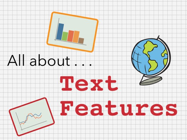 Text Features Copy  by Chris Weiss