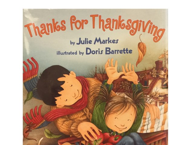 Thanks for Thanksgiving: Wh- Questions by Amanda Merrill